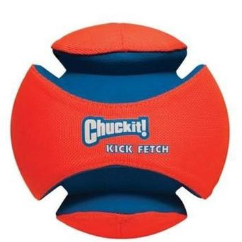 Petmate Chuckit! Kick Fetch Ball Dog Toy Sz: Large