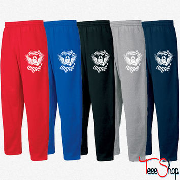 Country Angel Sweatpants