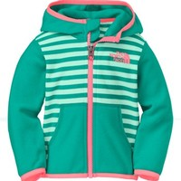 The North Face 'Glacier' Hoodie (Baby Girls)