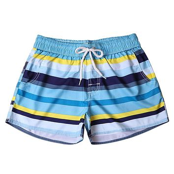 Hawaiian Women's Shorts Beach Trunks Quick Dry Watershort pantalones cortos Casual Sexy Summer Shorts For Women