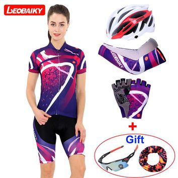 Women's Breathable Quick-Dry Cycling Sets