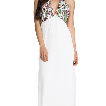 For Love & Lemons San Pedro Maxi Dress (S)