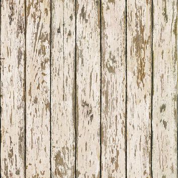 Brewster Wallpaper CCB13282 Weathered Brown Wood