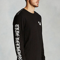 LONG SLEEVE GOTHIC MENS TEE