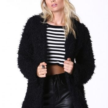 Luna Faux Fur Jacket