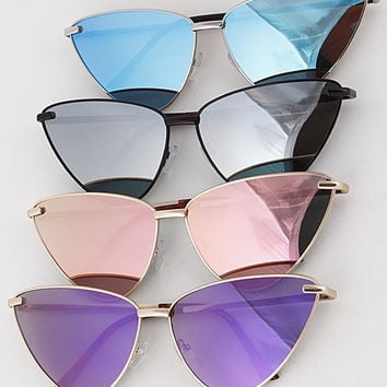 Kitty Inspired Sunglasses
