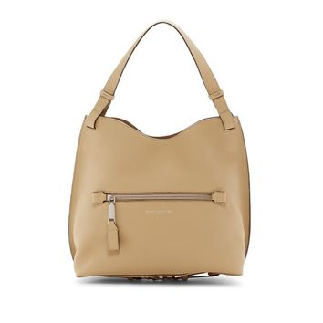 Marc Jacobs Women's Small Waverly Leather Hobo Bag