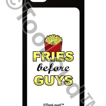 Fries Before Guys iPhone 5 / 5S Grip Case  by TooLoud