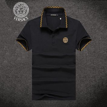 Versace T-Shirt Top Tee-39