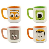 Disney/Pixar Mug Collection Set 1 | Disney Store