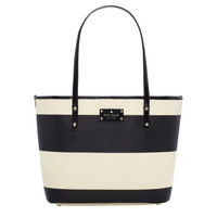 kate spade new york boutique stripe small harmony