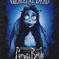 Tim Burton's Corpse Bride 11x17 Movie Poster (2005)