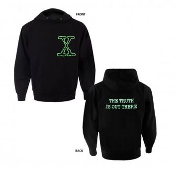 The X-Files Glow in the Dark Hoodie
