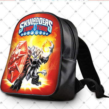 Skylanders Firemaster dark Edition School Bag