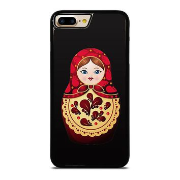 MATRYOSHKA RUSSIAN NESTING DOLLS iPhone 7 Plus Case Cover