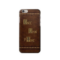 P7229 Once Upon A Time Book Phone Case For IPHONE 6 PLUS