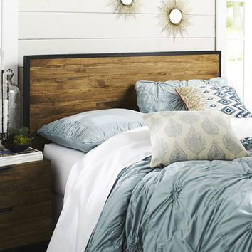 Pierce Queen Headboard - Java