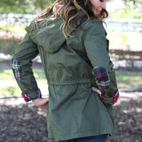 Just About Anywhere Cargo Jacket