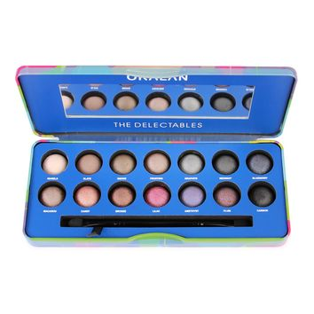 The Delectables- Cool Shades Palette