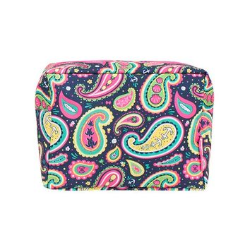"Simply Southern ""Paisley"" Cosmetic Bag"