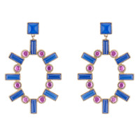 Cora Large Chandelier Earrings | Marissa Collections