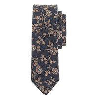 J.Crew Mens English Silk Tie In Garden Floral