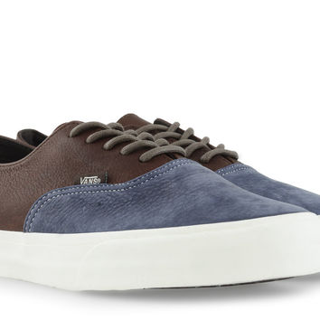 vans ERA DECON (leather/nubuck, two-tone) VN-0OX18GH | gravitypope