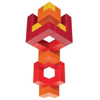 Naef Cubicus Wooden Puzzle Stacking Toy | Available from NOVA68.com Modern Design