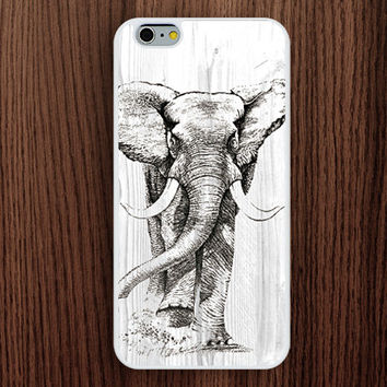 elephant iphone 6 case,men's gift iphone 6 plus case,wood grain elephant iphone 5s case,vivid elephant iphone 5c case,art elephant iphone 5 case,gift iphone 4s case,personalized iphone 4 case