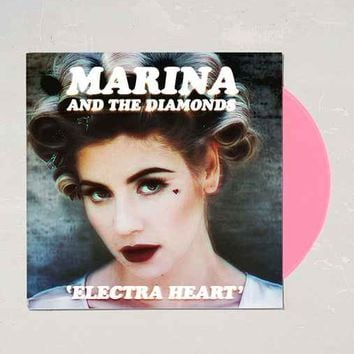 Marina And The Diamonds - Electra Heart 2XLP