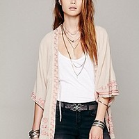 Free People  Bette Bed Jacket at Free People Clothing Boutique