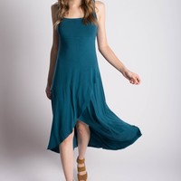 Grace High Low Bamboo Dress