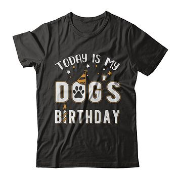 Today is My Dog's Birthday