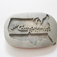 Cannonball Run II Belt Buckle Movie Memorabilia- FL