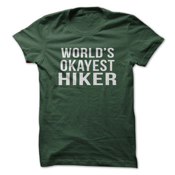 World's Okayest Hiker