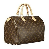 Amazon.com: Louis Vuitton Monogram Speedy 30 Purse: Everything Else