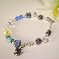 Memorial Poem Bracelet, Loss of Loved One, Sympathy Gift D9