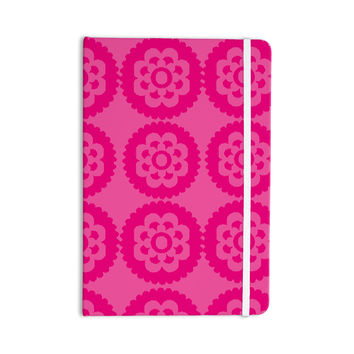"""Nicole Ketchum """"Moroccan Hot Pink"""" Everything Notebook"""