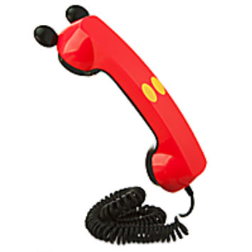 Mickey Mouse Handset for Mobile Phones | Disney Store