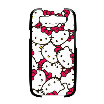 Beauty Hello Kitty Samsung Galaxy S3 Case