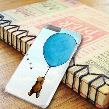 Winnie The Pooh Balloon Fly In Sky iPhone 6 Plus | iPhone 6S Plus Case