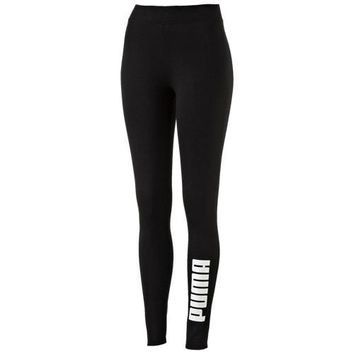 PUMA Archive Logo T7 Leggings - Women's at Foot Locker