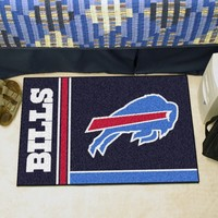 Buffalo Bills Uniform Inspired Starter Rug 20x30