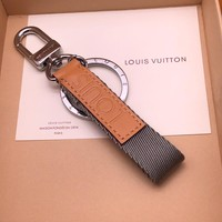 Louis Vuitton Lv Mp0168 Light Infinity Dragonne Bag Charm And Key Holder - Best Deal Online