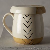 Waterline Tea Infuser Set by Anthropologie