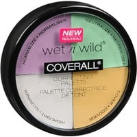 Wet n Wild CoverAll Concealer Palette Color Commentary | Walgreens