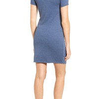 Dee Elly Knot Front Sheath Dress | Nordstrom