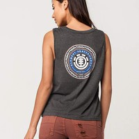 ELEMENT Street Womens Muscle Tank | Graphic Tees