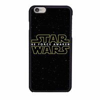 star wars the force awakens logo case for iphone 6 6s