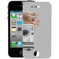 Mirror High Quality Screen Protector for Apple iPhone 4
